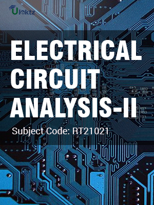 Important Question for ELECTRICAL CIRCUIT ANALYSIS II