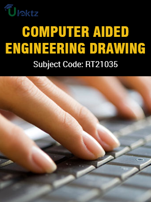 Important Question for COMPUTER AIDED ENGINEERING DRAWING