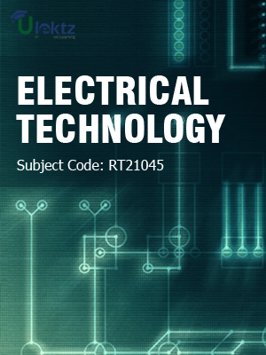Important Question for ELECTRICAL TECHNOLOGY