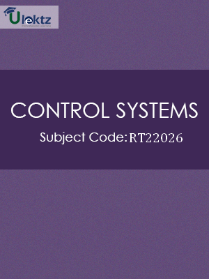 Important Question for Control Systems
