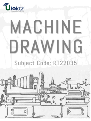 Important Question for Machine Drawing