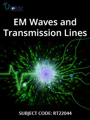 Important Question for EM Waves And Transmission Lines
