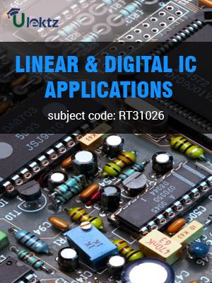 Important Question for Linear & Digital IC Applications