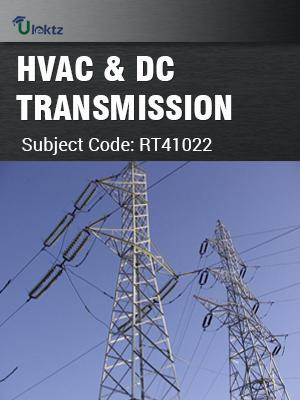 Important Question for HVAC & DC Transmission