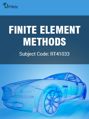 Important Question for Finite Element Methods