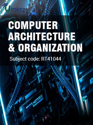 Important Question for Computer Architecture & Organization