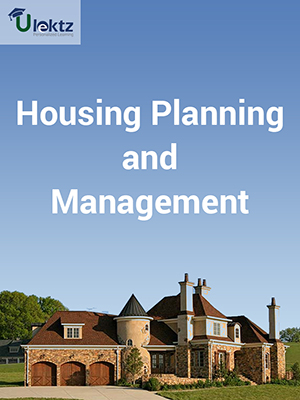 Housing Planning and  Management