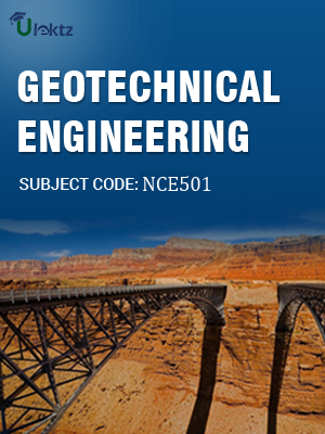 Important Question for Geotechnical Engineering