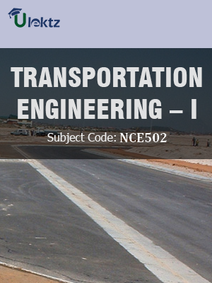 Important Question for Transportation Engineering-1