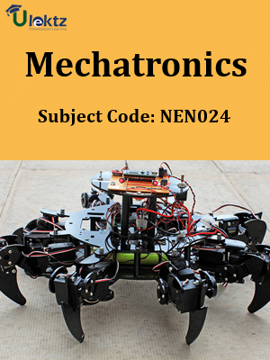 Important Question for Mechatronics