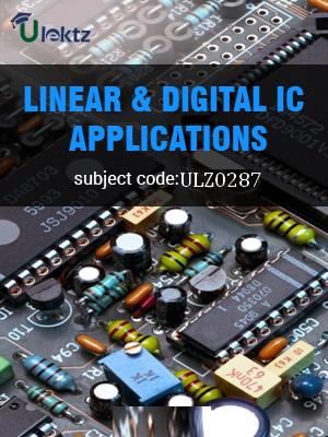 Linear & Digital IC Applications