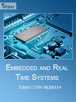 Embedded and Real Time Systems