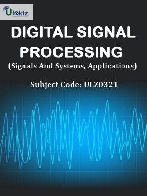 Digital Signal Processing (Signals And Systems, Applications)