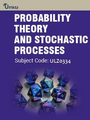 Probability Theory & Stochastic Processes