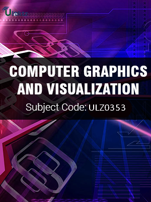 Computer Graphics and Visualization