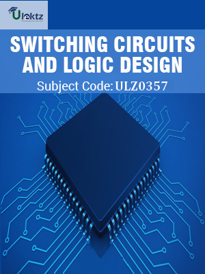 Switching Circuits And Logic Design