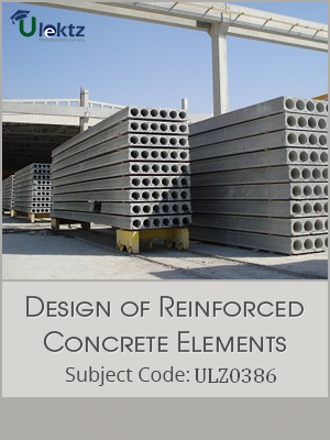Design of Reinforced Concrete Elements
