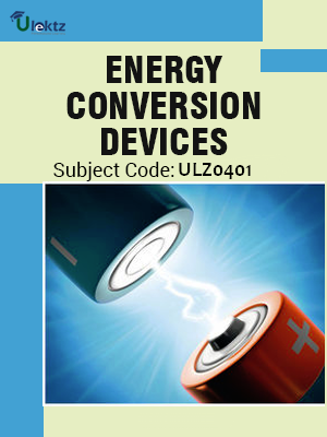 Energy Conversion Devices