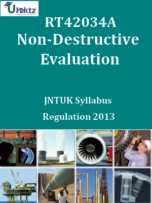 Non-Destructive Evaluation - Syllabus
