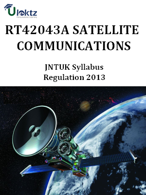 Satellite Communications - Syllabus