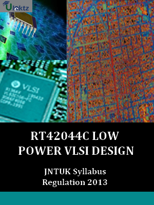Low Power VLSI Design - Syllabus