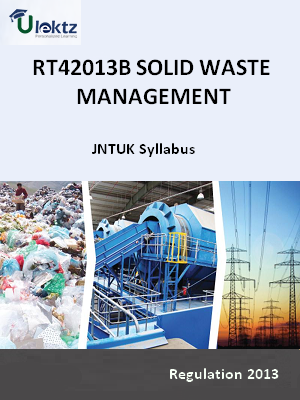 Solid Waste Management Syllabus