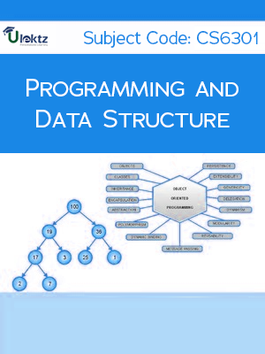 Programming and Data Structure II