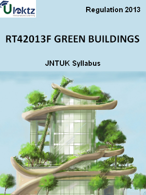 Green Buildings Syllabus