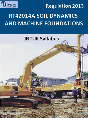 Soil Dynamics And Machine Foundations Syllabus