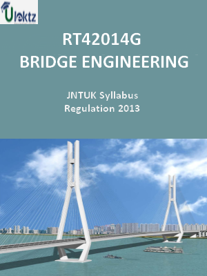 Bridge Engineering Syllabus