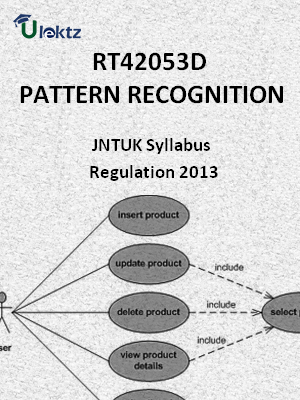 Pattern Recognition Syllabus