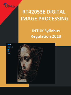 Digital Image Processing Syllabus