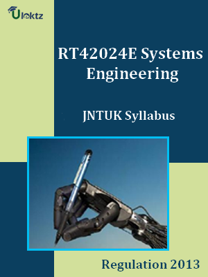 Systems Engineering  Syllabus