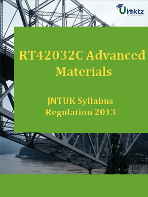 Advanced Materials Syllabus