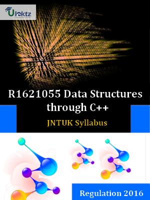 Data Structures through C++ - Syllabus