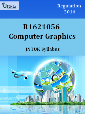 Computer Graphics - Syllabus