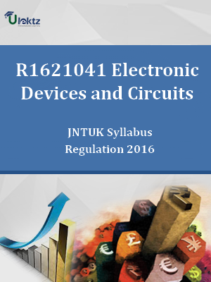 Electronic Devices and Circuits - Syllabus