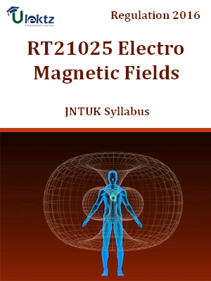 Electro Magnetic Fields - Syllabus