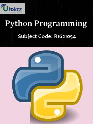 Important Question for Python Programming