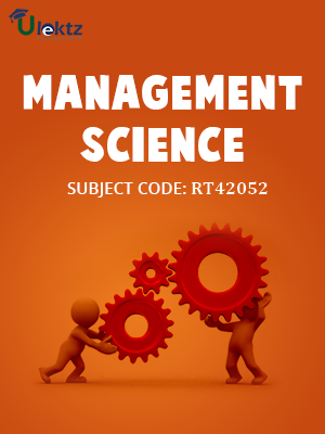 Important Question for Management Science