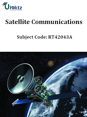 Important Question for  Satellite Communications