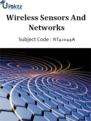 Important Question for Wireless Sensors And Networks