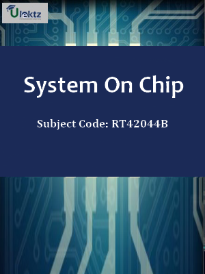Important Question for System On Chip