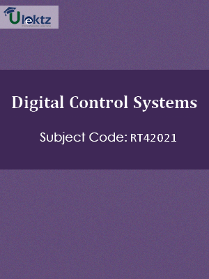 Important Question for Digital Control Systems