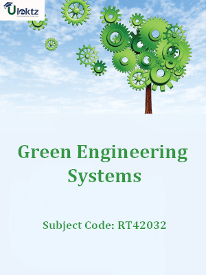 Important Question for Green Engineering Systems
