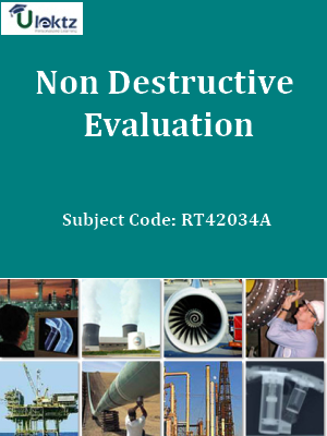 Important Question for Non Destructive Evaluation