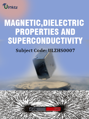 Magnetic, Dielectric Properties and Superconductivity