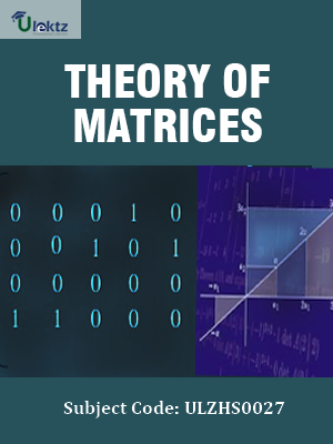 Theory of Matrices