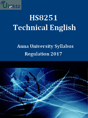 Technical English_Syllabus
