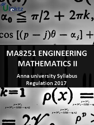 Engineering Mathematics - II Syllabus